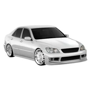 For Lexus Is300 01 05 V Speed 2 Style Fiberglass Front Bumper Cover Unpainted