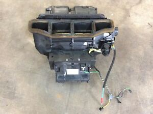 2000 Bmw E46 Heater Core Evaporator Climate Blower Box A c