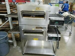 Lincoln Impinger 1132 Triple Stack Conveyor Oven