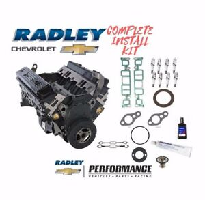 Gm Oem New Chevrolet Performance 12530283 Gm 5 7l 350 Truck Engine Kit Free Ship