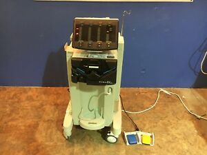 Valleylab Cusa Ex Cell Ultrasonic Surgical Aspirator W Foot Pedal
