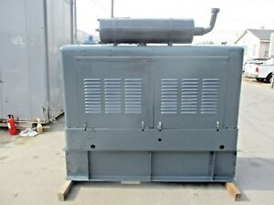 Onan 45 Kw 3 Phase Gas Generator With Only 175 Hours