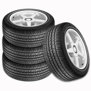 4 Goodyear Eagle Rs A Rsa P205 55r16 89h All Season Traction Performance Tires