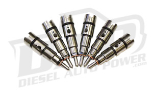 Dap 6x 100hp Injectors 7x0 009 Vco For 98 5 2002 Dodge 5 9l Cummins 24 Valve