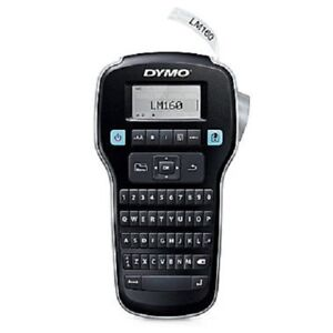Dymo Label Manager 160 Handheld Label Maker Barcodes 1790415 Quality Labels