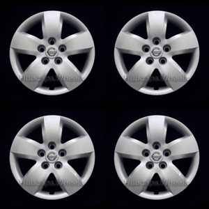 Nissan Altima 16 Quot Hubcap Wheel Cover 2007 2008 Oem 53076 Set Of 4