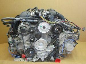07 Boxster S Rwd Porsche 987 Complete Engine 3 4 Motor M97 21 M97 21 6 500 N A