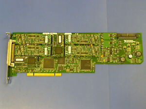 National Instruments Pci 6115 Ni Daq Card 4ch 10ms sec Simultaneous Analog Input