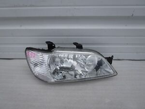 2002 2003 Mitsubishi Lancer Oem Right Passenger Headlight Headlamp 02 03