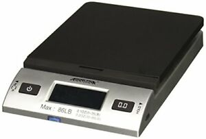 Accuteck Digital Postal Scale Ups Usps Postal Weight Scales Mail Packages 86 Lbs