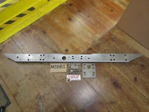 Jeep Willys M38a1 Rear Cross Member Kit Very Correct G758 Us Made