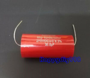 1pc Audiophiler Mkp Audio Capacitor 250v 30uf