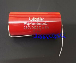1pc Audiophiler Mkp Audio Capacitor 250v 33uf