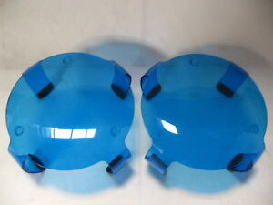 Cibie Oscar Blue Covers For 4wd Driving Lights