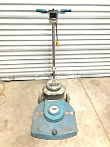 Kent Heavy Duty Floor Buffer Model Kf 2000e 2000 Rpm Burnisher Polisher
