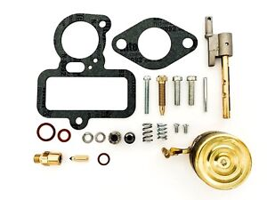 Farmall F12 F14 W12 W14 O12 O14 Basic Tractor Carburetor Repair Kit With Float