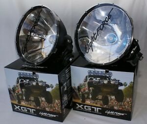 Lightforce 240 Xgt With 70w Aftermarket Hid Spot Driving Light Kit Brand New