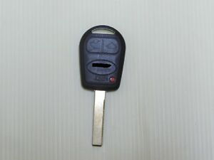New Replacement Remote Entry Key Fob For 2002 2006 Land Rover Range Rover