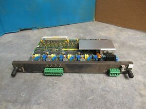 Bosch A Analog Output Circuit Board Card 1070047966 305 047967 3037 Used