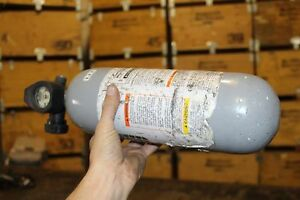 Msa 813312 Compressed Breathing Air Tank 16 5 Cu Ft 3000 Psig