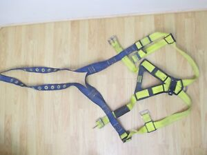 Dbi Sala Delta Harness 1102000 Construction Fall Protection Safety Universal