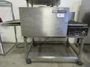 Lincoln Impinger Model 1116 Gas Conveyor Oven priced Reduced To Sell Today