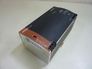 Weidmuller Power Supply 8778870000 Used 66233