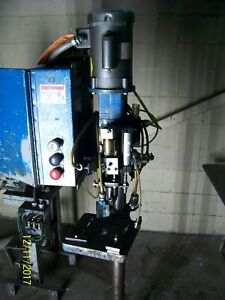 Hypneumat Automatic Drilling Tapping Unit M 24 ehb Stand Drill Press