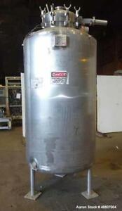 Used Northland Stainless Reactor 470 Gallon 316l Stainless Steel Vertical 4