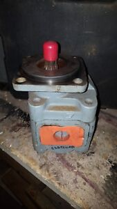 Parker Hydraulic Gear Pump motor 312 9113 879 Flange Mount Fitting Pto Spline