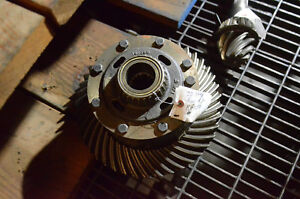 Re32830 John Deere 544g Differential With Ring Pinion