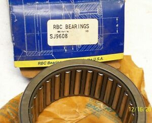 New Rbc Pitchlign Needle Roller Bearing Sj9608