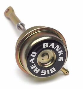 Banks 24396 Big Head Wastegate Actuator For 01 04 Chevy Duramax 6 6l Diesel Lb7