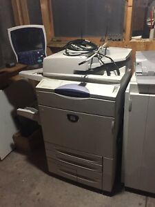 Xerox Docucolor 240 Works Excellent