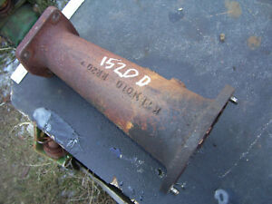 Vintage Ford 1520 D Tractor front Axle Housing