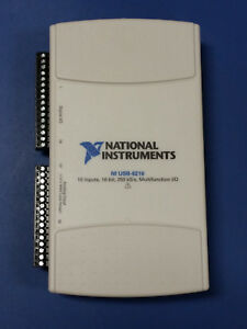 National Instruments Usb 6210 Data Acquisition Card Ni Daq Multifunction