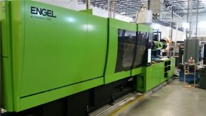 2014 Engel 420 Ton Electric Injection Molding Machine