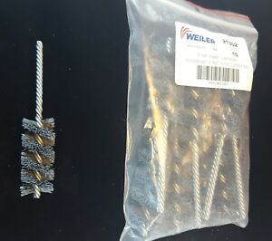 Weiler 21302 Brush Silicon Carbide Abrasive 320 Grit Brush New Pack Of 10