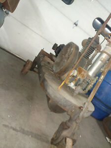 Vintage Antique Curtis Shop Compressor Wagner Motor binks Reg Great Piece