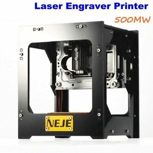 Us Sell neje Dk 8 Pro 5 Laser Engraver Printer Machine 500mw Engraving Highpower