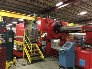 1998 Engel 1000ton Injection Molding Machine