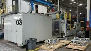 1996 Engel 1200ton Injection Molding Machine