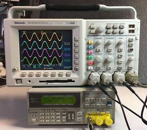 Tektronix Tds3054b 4 Ch Dpo Oscilloscope 500mhz 5gs s Options