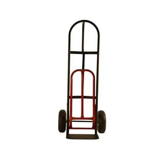Hand Truck 800 Lb Capacity Heavy Duty All Purpose D Handle Pneumatic Tire Wheels