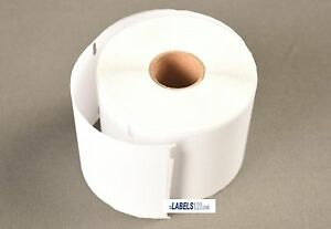 100 Rolls Large Shipping Labels Compatible W Dymo Labelwriters 30256