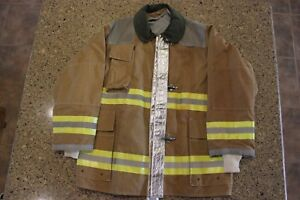 Cairns Firefighter Turnout Jacket sructural Class 1 Size Large 42 44