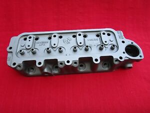 Magnafluxed Engine Cylinder Head 12h2389 Mgb And Mgb Gt 1800 Bare Builder Head