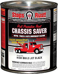 Magnet Paint Co Chassis Saver Gloss Black 1 Quart Ucp99 04