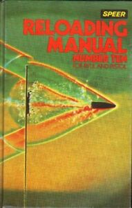B003XEQZ86 Speer Reloading Manual Number Ten for Rifle and Pistol