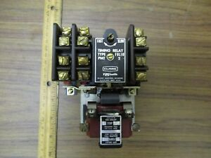 Clark Timing Relay 713up Type Folio Pmt 2 713up 48 nos No Box as Pictured